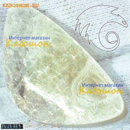 Мусковит с лепидолитом (слюда) 1000967