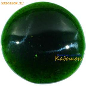 Авантюрин зелёный (искуственный)