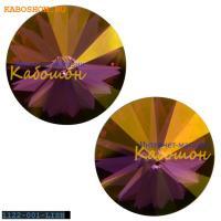 Swarovski Rivoli ss 47 (10,5 мм) Crystal Lilac Shadow