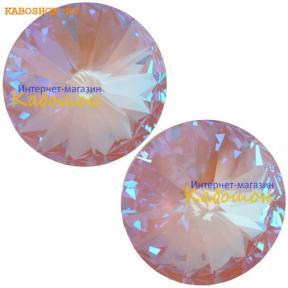 Swarovski Rivoli 12 мм Crystal Lavender DeLite