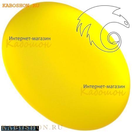 Lunasoft овальный 18,5х13,5 мм Lemon (уценка) 13195-18-302-У