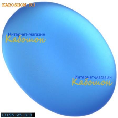 Lunasoft овальный 18,5х13,5 мм Blueberry (уценка)