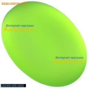 Lunasoft овальный 18,5х13,5 мм Lime (уценка)
