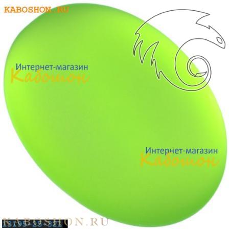 Lunasoft овальный 18,5х13,5 мм Lime (уценка) 13195-18-321-У