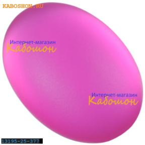 Lunasoft овальный 25х18 мм Raspberry (уценка)