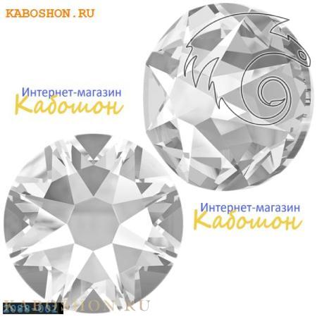 Кристалл Swarovski (Сваровски) Xirius Rose (no HF) ss30 Crystal
