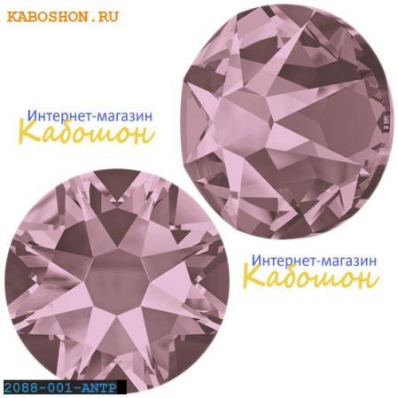 Swarovski Xirius Rose (no HF) ss 30 Crystal Antique Pink