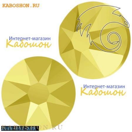 Кристалл Swarovski (Сваровски) Xirius Rose (no HF) ss 30 Crystal Aurum