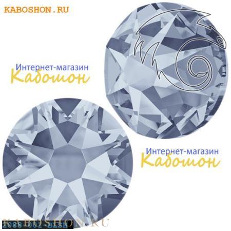 Кристалл Swarovski (Сваровски) Xirius Rose (no HF) ss 30 Crystal Blue Shade