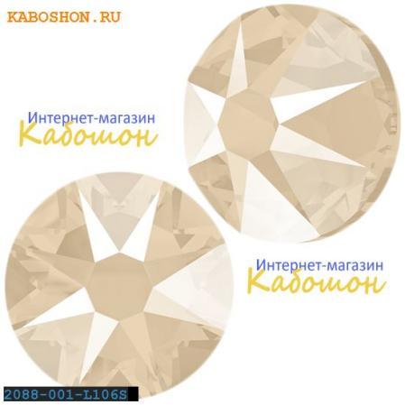Swarovski Xirius Rose (no HF) ss 30 Crystal Ivory Cream