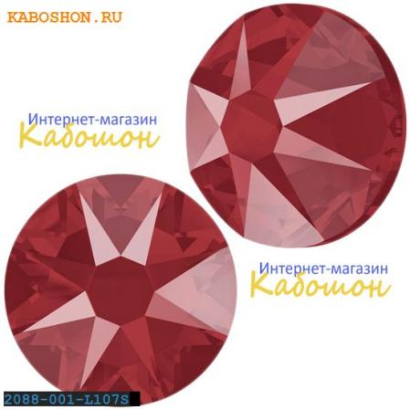 Swarovski Xirius Rose (no HF) ss 30 Crystal Royal Red