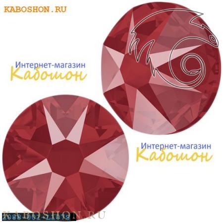 Кристалл Swarovski (Сваровски) Xirius Rose (no HF) ss 30 Crystal Royal Red