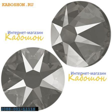 Swarovski Xirius Rose (no HF) ss 30 Crystal Dark Grey