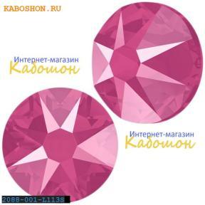 Swarovski Xirius Rose (no HF) ss 30 Crystal Peony Pink