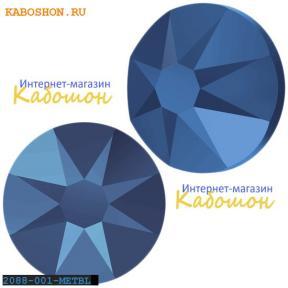 Swarovski Xirius Rose (no HF) ss 34 Crystal Metallic Blue