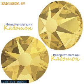 Swarovski Xirius Rose (no HF) ss30 Crystal Metallic Sunshine