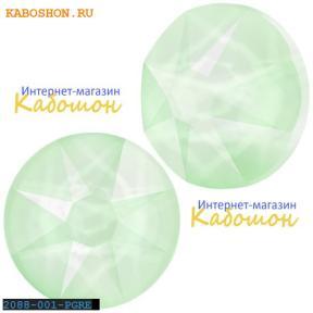 Swarovski Xirius Rose (no HF) ss 30 Crystal Powder Green