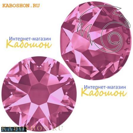 Кристалл Swarovski (Сваровски) Xirius Rose (no HF) ss34 Rose