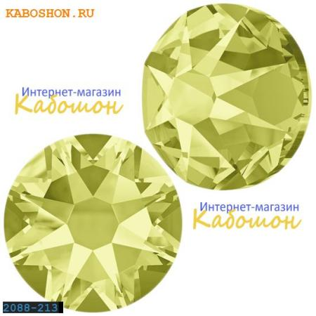 Кристалл Swarovski (Сваровски) Xirius Rose (no HF) ss30 Jonquil