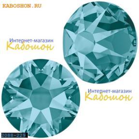 Swarovski Xirius Rose (no HF) ss34 Blue Zircon