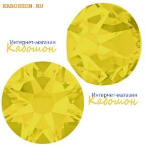 Swarovski Xirius Rose (no HF) ss34 Yellow Opal