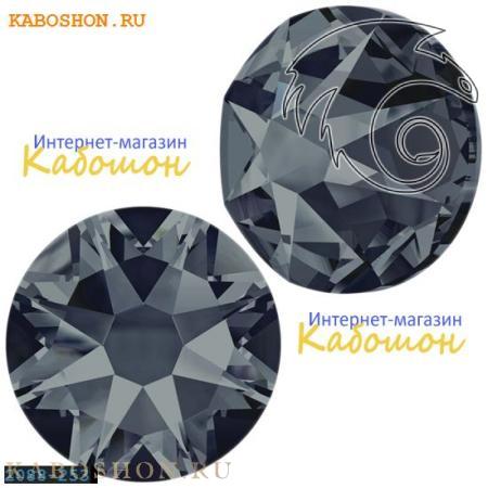 Кристалл Swarovski (Сваровски) Xirius Rose (no HF) ss 30 Graphite