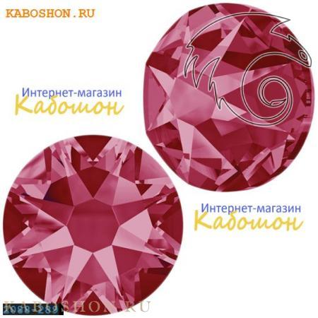 Кристалл Swarovski (Сваровски) Xirius Rose (no HF) ss 30 Indian Pink