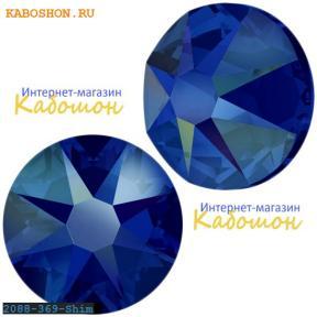 Swarovski Xirius Rose (no HF) ss30 Cobalt Shimmer