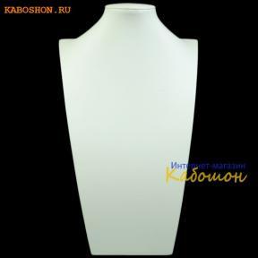 "Манекен ""шея"" топленое молоко 33х21 см"
