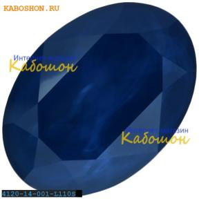 Swarovski Oval Fancy stone 18х13 мм Crystal Royal Blue