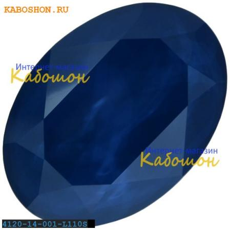 Swarovski Oval Fancy stone 14х10 мм Crystal Royal Blue