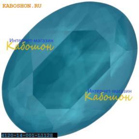 Swarovski Oval Fancy stone 14х10 мм Crystal Azure Blue