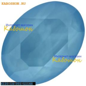 Swarovski Oval Fancy stone 14х10 мм Crystal Summer Blue