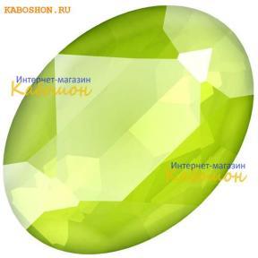 Swarovski Oval Fancy stone 14x10 мм Crystal Lime