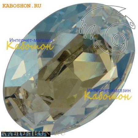 Кристалл Swarovski (Сваровски) Oval Fancy stone 14x10 мм Crystal Moonlight