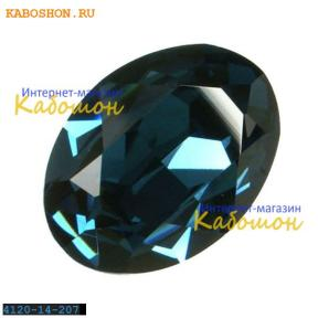 Swarovski Oval Fancy stone 14x10 мм Montana