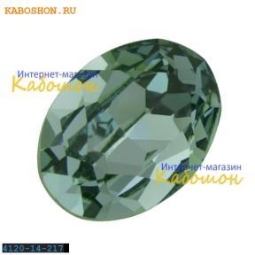 Swarovski Oval Fancy stone 14x10 мм Indian Sapphire