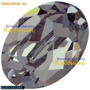 Swarovski Oval Fancy stone 14х10 мм Smoky Mauve