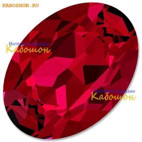 Swarovski Oval Fancy stone 18х13 мм Scarlet