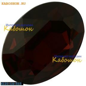 Swarovski Oval Fancy stone 14x10 мм Burgundy