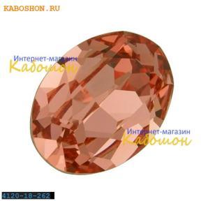 Swarovski Fancy stone 18x13 мм Rose Peach