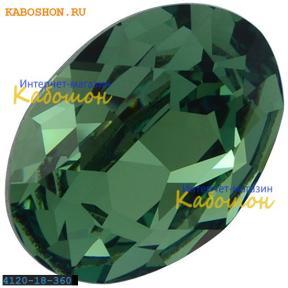 Swarovski Fancy stone 18х13 мм Erinite