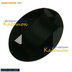 Swarovski Fancy stone 25x18 мм Jet-УЦЕНКА