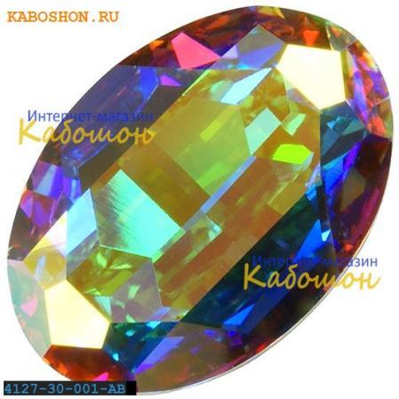Swarovski Fancy stone 30x22 мм Crystal AB