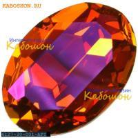 Swarovski Fancy stone 30x22 мм Crystal Astral Pink