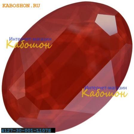 Swarovski Oval Fancy stone 30х22 мм Crystal Royal Red