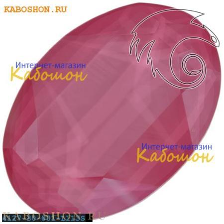 Swarovski Oval Fancy stone 30х22 мм Crystal Peony Pink 4127-30-001-L113S