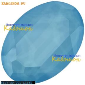 Swarovski Oval Fancy stone 30х22 мм Crystal Summer Blue