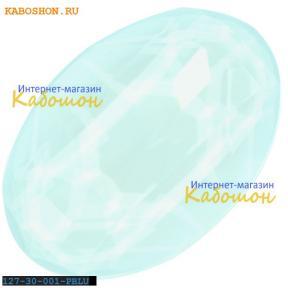 Swarovski Oval Fancy stone 30х22 мм Powder Blue
