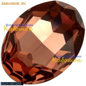 Swarovski Oval Fancy stone 30х22 мм Blush Rose